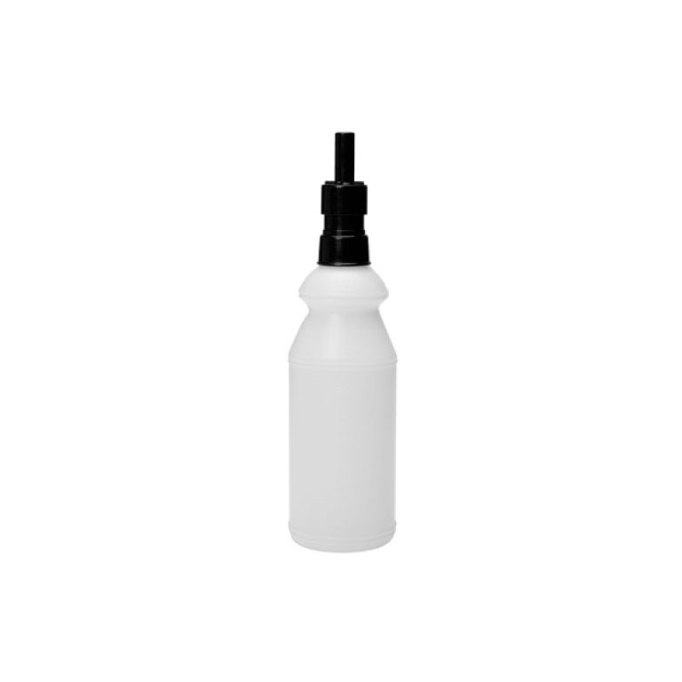 Tank filling bottle